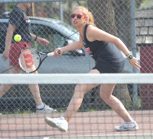 Tennis - Emily Howard 1 - 04282016