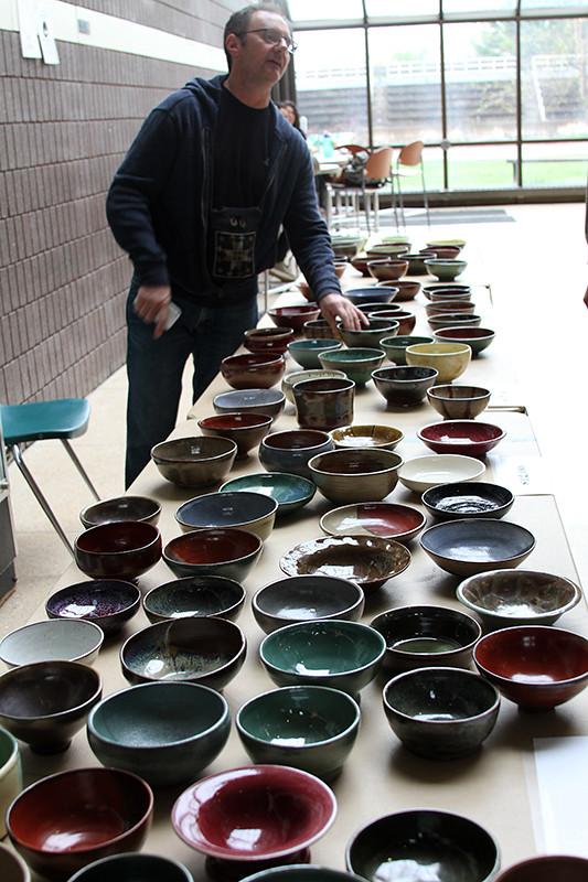 Empty Bowls Fundraiser_5510