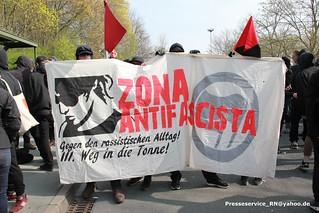 2016.05.01 Plauen III. Weg und Proteste (1)