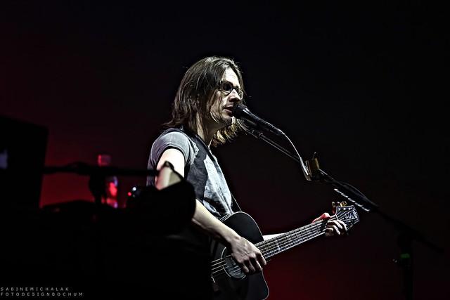 [Steven Wilson - 14.01.2016 / Jahrhunderthalle Bochum]
