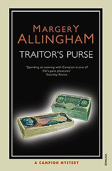 Margery Allingham, Traitor's Purse