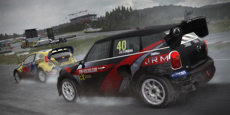 DIRT Rally Merchandise - T-Shirt Competition