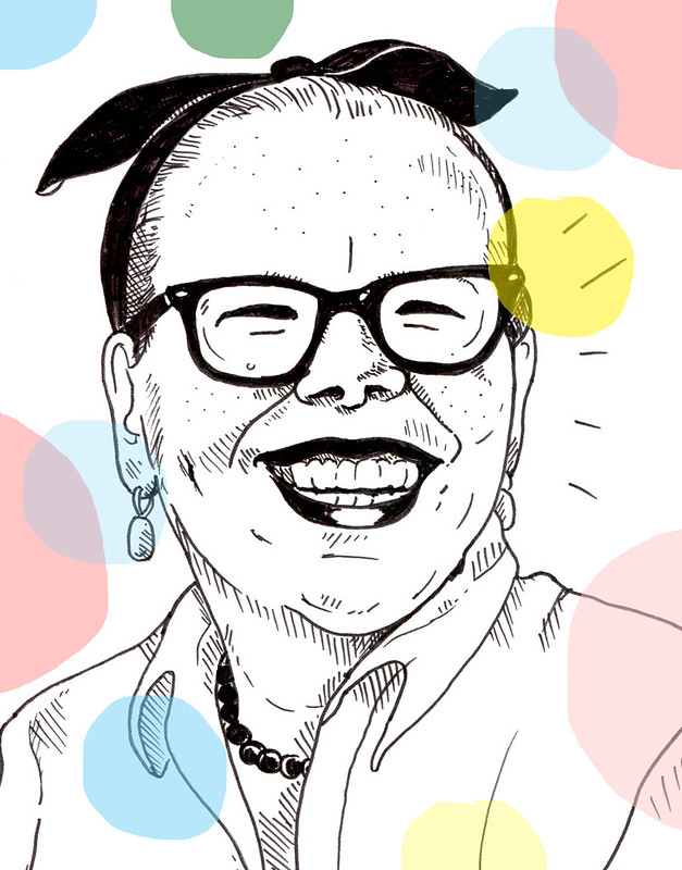 Happy 60th Lynda Barry!
