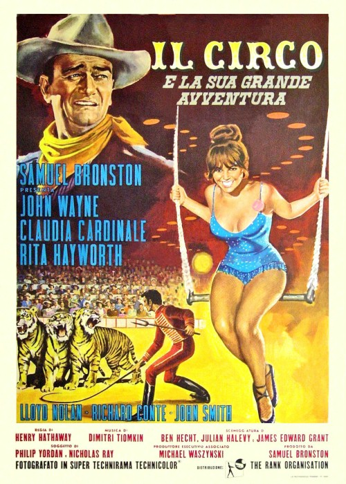 Circus World - Poster 9