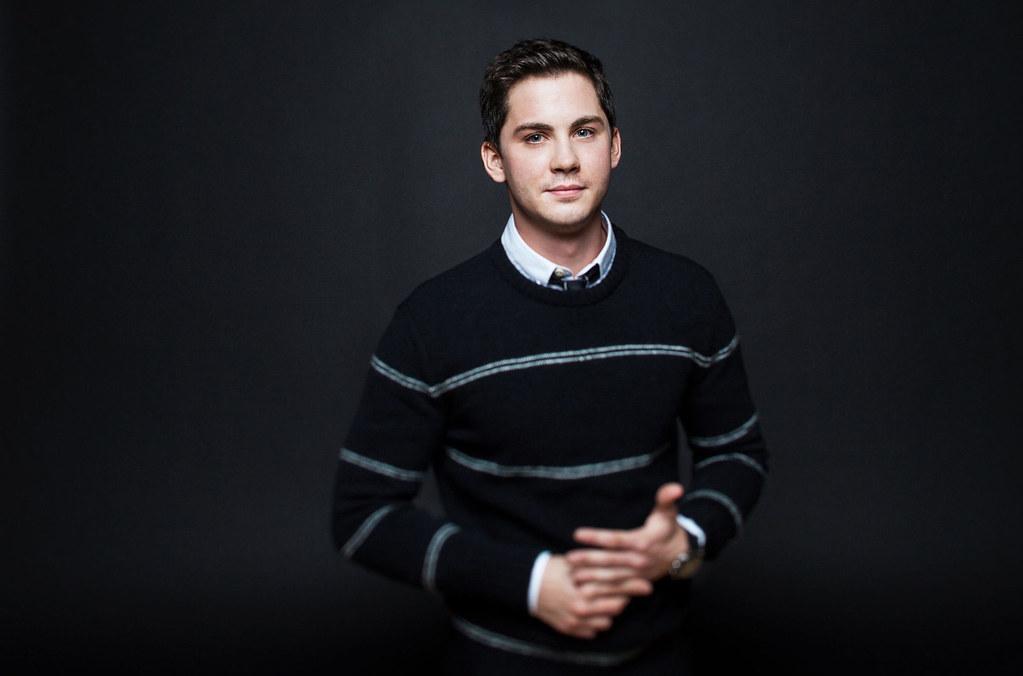 Логан Лерман — Фотосессия для «LA Times» 2014 – 6