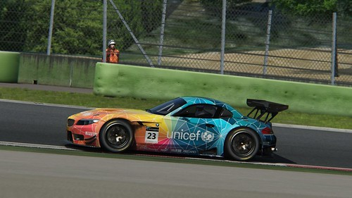BMW Z4 GT36 - Andy Gilmore tribute - Asetto Corsa (5)