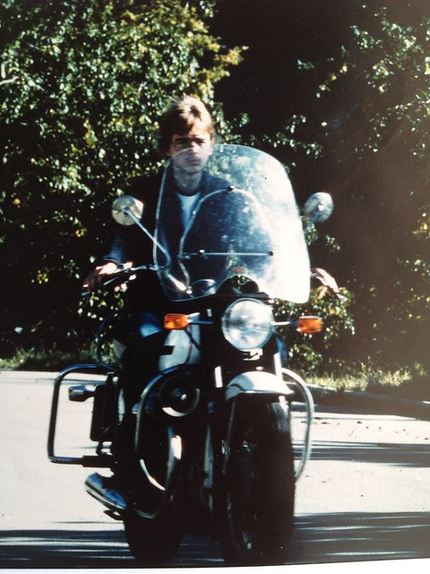 My Moto Guzzi V7 Speziale