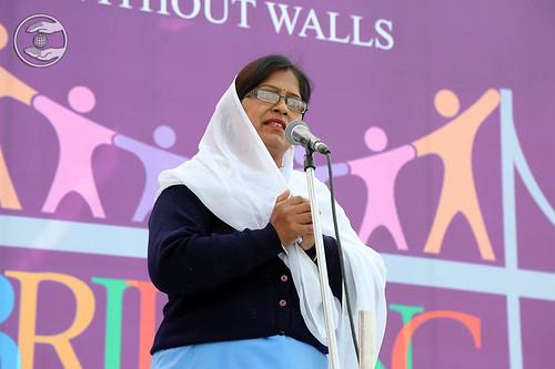 Sunita Nandwani from Panipat expresses her views