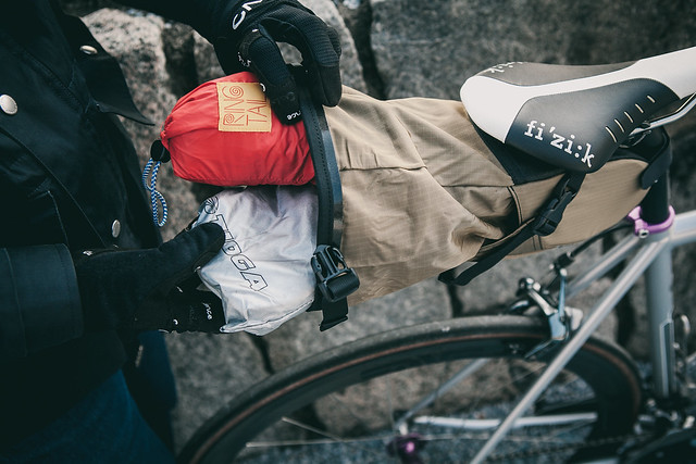 FAIRWEATER - SEAT BAG MINI