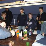 Segeltörn 2007
