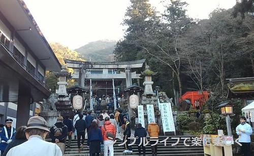 お弁当週報vol.14 伊奈波神社初詣