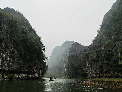 Tam Coc: la Baie d'Along terrestre