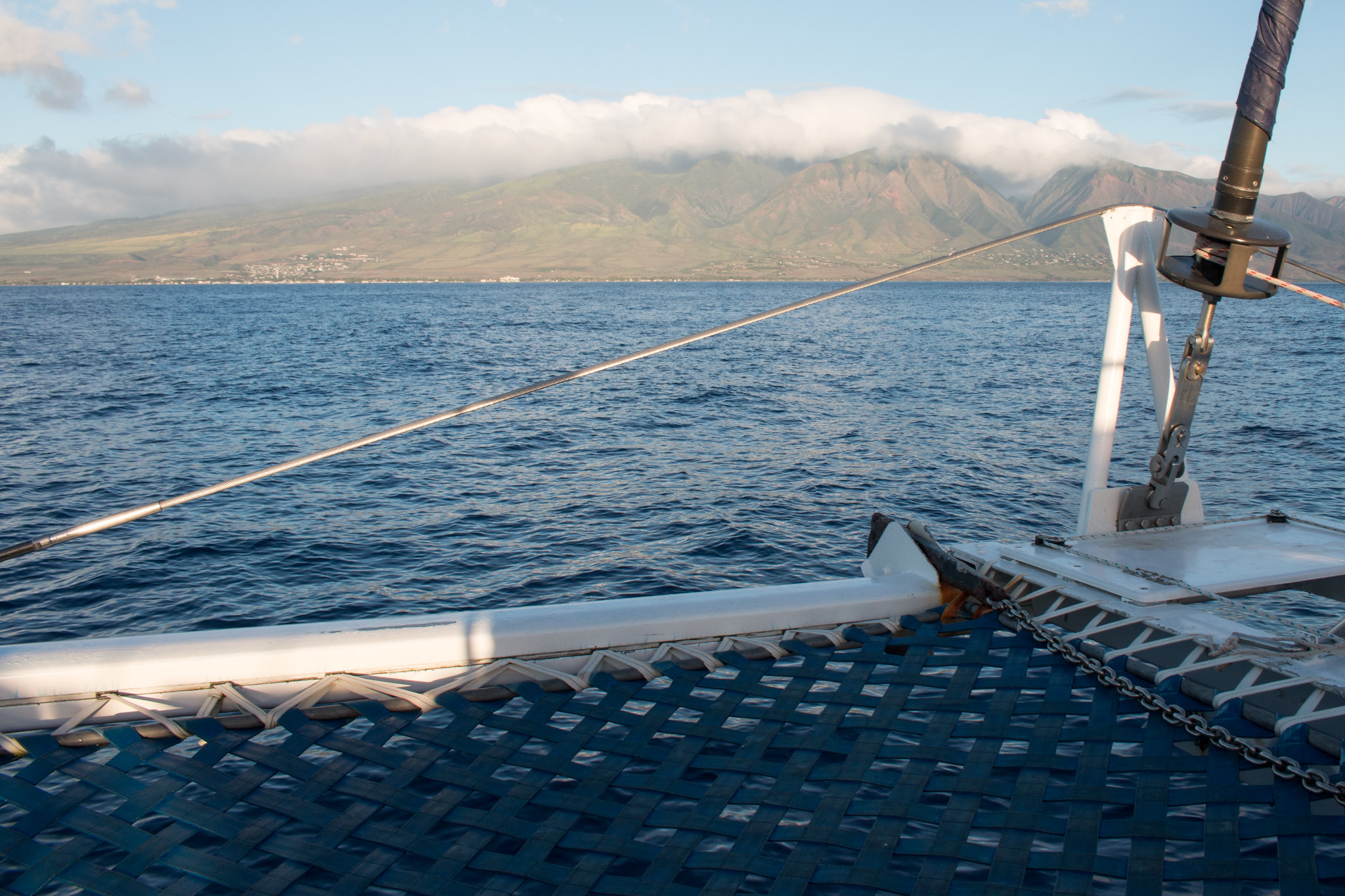 Beyond The Beach: Sailing to Lanai with Trilogy