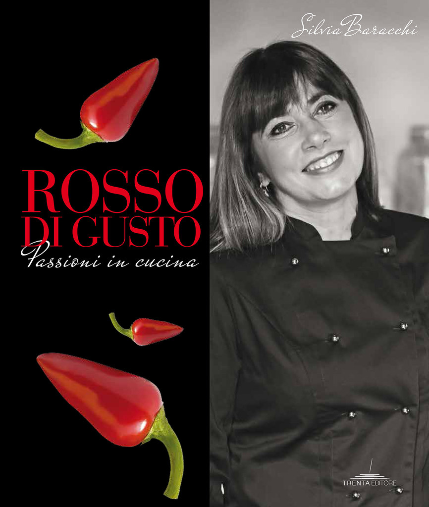Cover: Rosso di Gusto di Silvia Baracchi - Trenta Editore