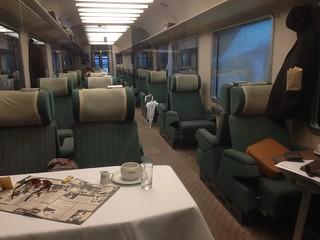 Trans Europe Express interior