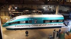 Siemens High Speed Train mock-up 2