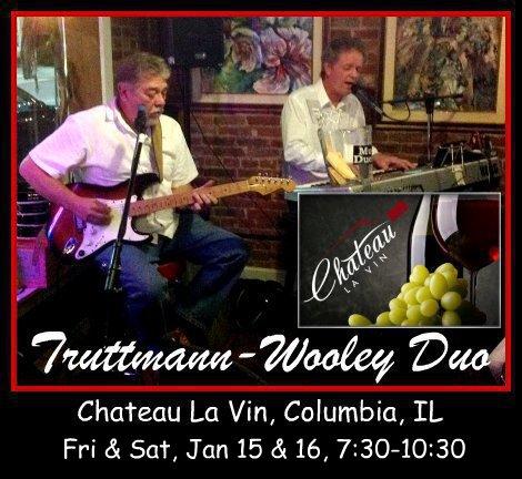 Truttmann Wooley Duo 1-15, 1-16-16