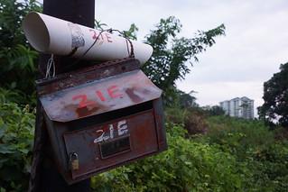 Mailbox, George Town