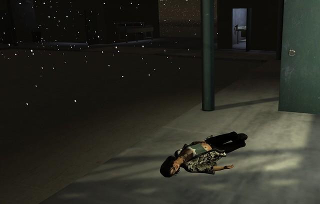 Body of Assassinated Alliance Military Attache - Furillen