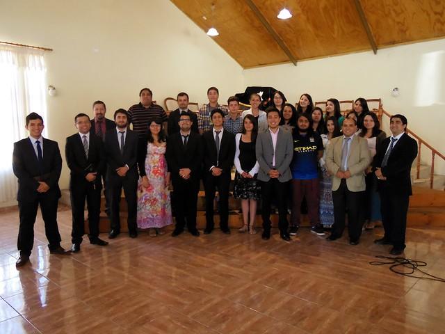 Acreditacion en Hualpén