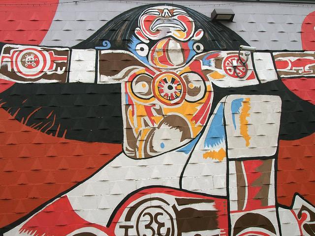 JP Mural - Jose Ramos