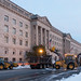 Rush Hour on 15th Street NW on 1/28/2016 by J Sonder
