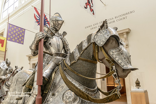Armor for Man and Horse Close-Up, Metropolitan Museum of Art, New York