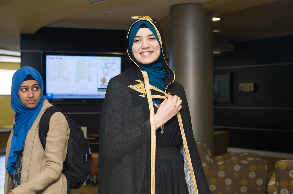 Muslim Culture Display - February 24, 2016