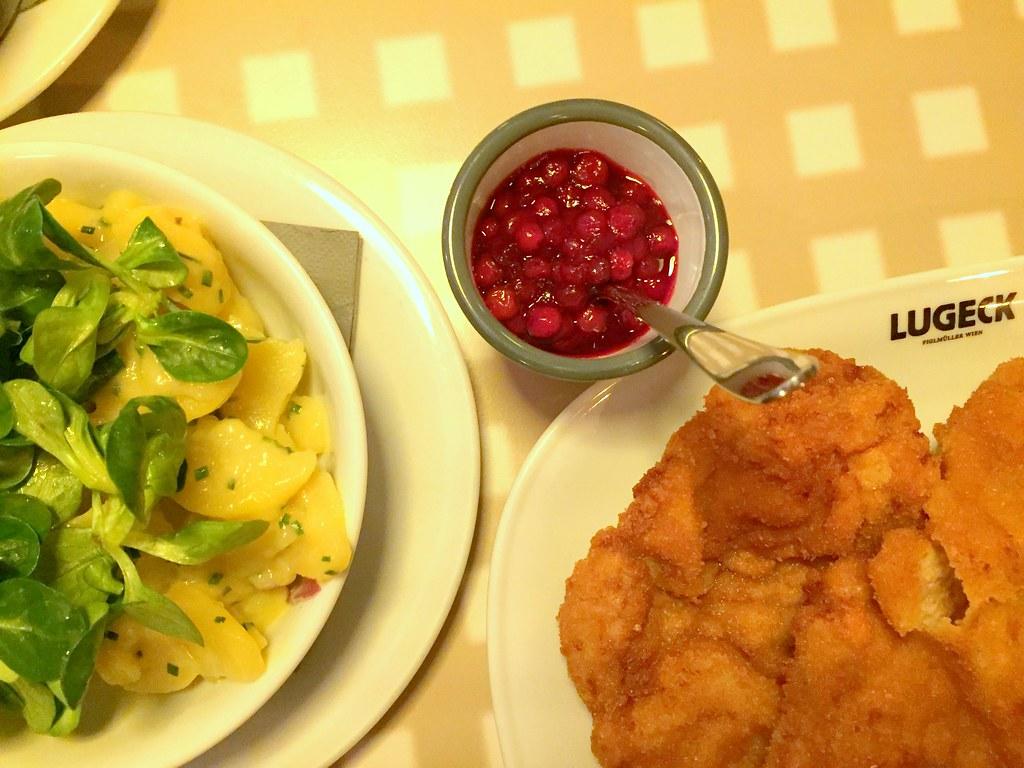 Wiener Küche im Lugeck
