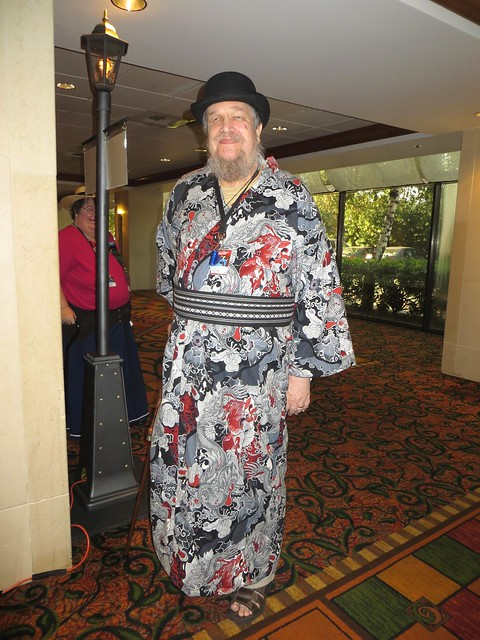 Kimono Gentleman