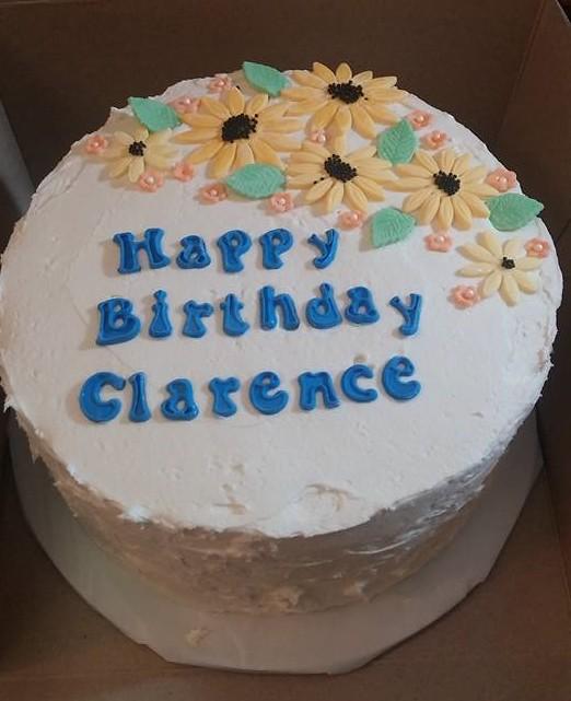 Flower Cake By Northern Utah Birthdaycakes4free