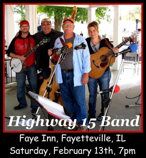 Highway 15 Band 2-13-16