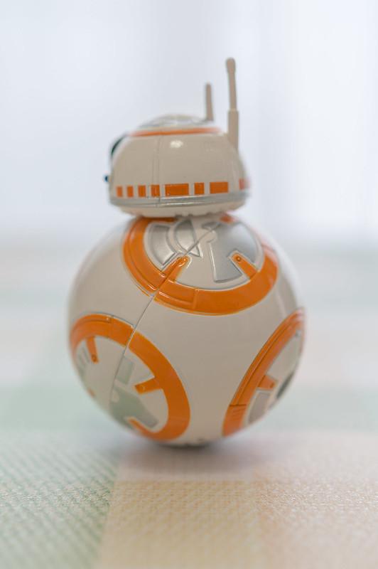 メタコレ BB-8、左後ろ