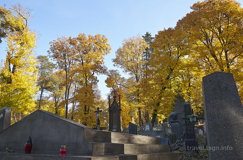 【写真】2015 東欧周遊 : リチャキフ墓地/2015-10-28/PICT4572