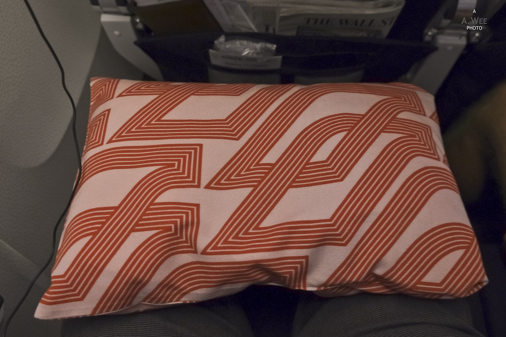 Design on pillow