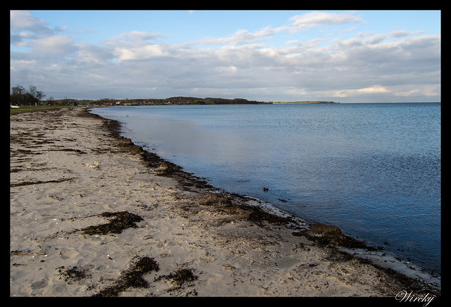 Kerteminde playa Odense Dinamarca