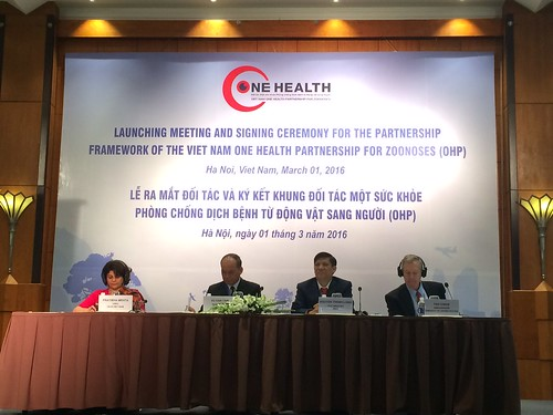 One Health framework launch