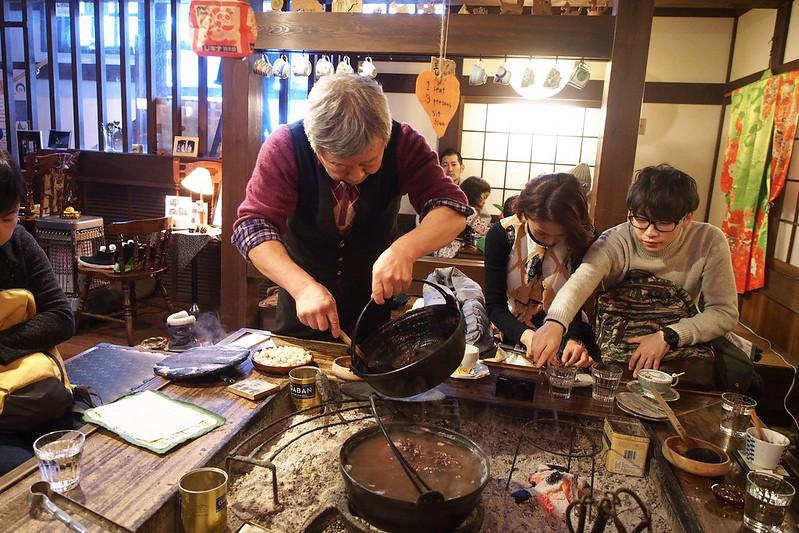 落人咖啡 | 白川鄉合掌村