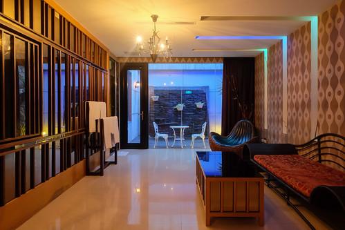 台南平價休息推薦‧房型多變又舒服的媜13汽車旅館_房型110 (3)