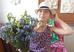 Соломия Спивак Юная художница