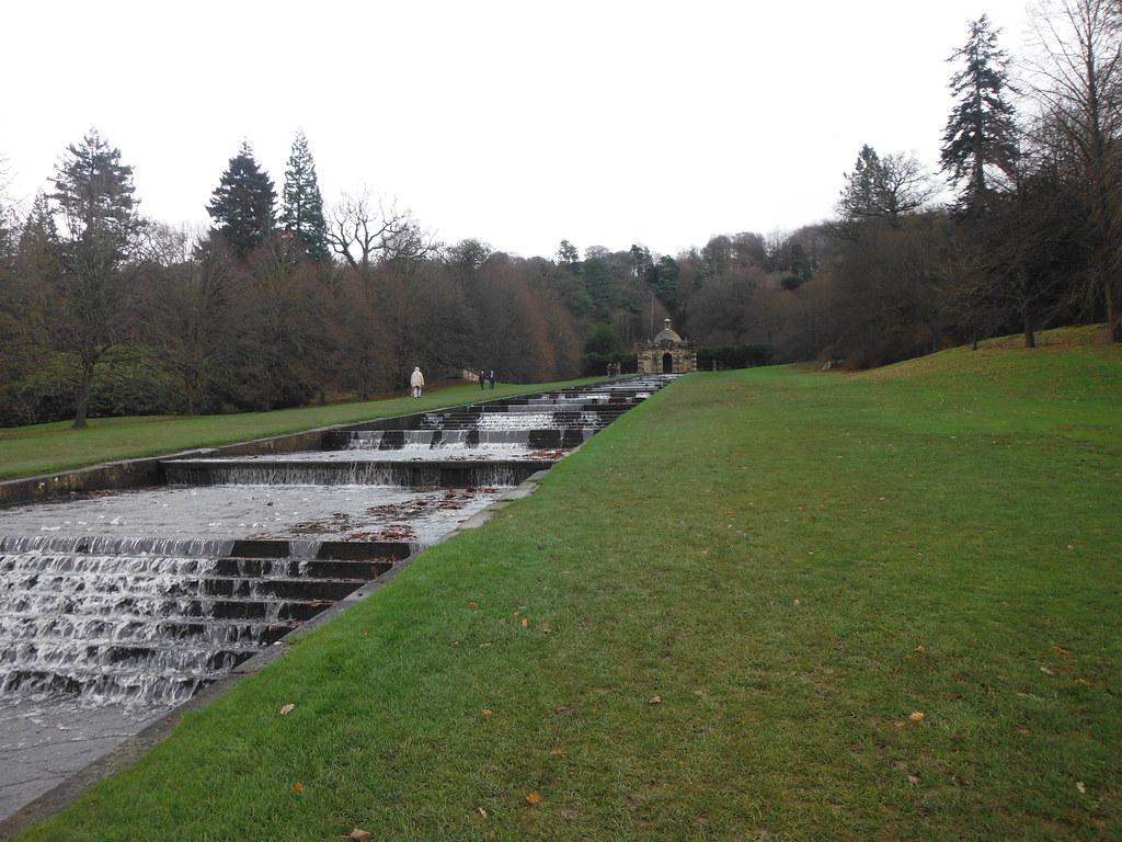 Chatsworth House Cascade 2