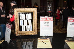 Sat, 2016-03-05 20:22 - a benefit for The House Theatre of Chicago, held March 5, 2016 at The Palmer House. Photos by Cole Simon.