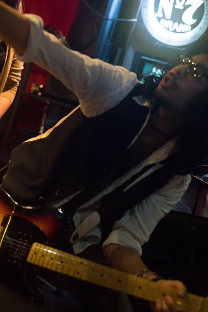 T.G.I.F. Blues Session at Terraplane, Tokyo, 08 Apr 2016 -00305