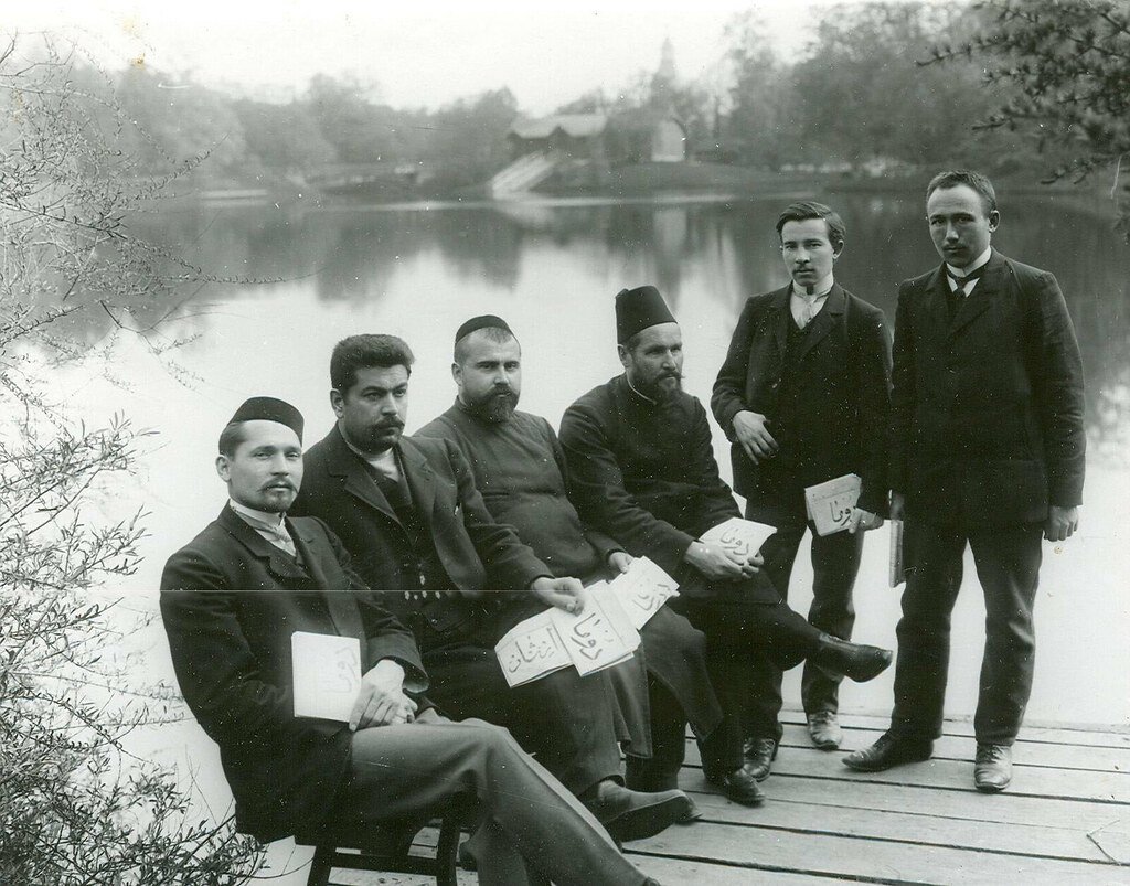 Группа депутатов Второй Государственной думы - членов мусульманской трудовой группы