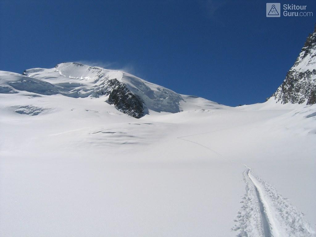 Strahlhorn Walliser Alpen / Alpes valaisannes Schweiz foto 07