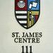 Text: mini-exhibition 1: modern crest & centre name by Su_G