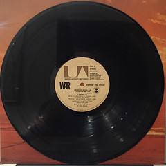 WAR:DELIVER THE WORLD(RECORD SIDE-B)