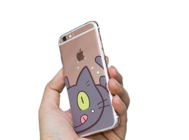 [貓咪] 學弟學妹周邊商品開箱 – 手機殼、抱枕、零錢包 @3C 達人廖阿輝
