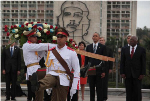 Obama en Cuba, 20-21/3/2016