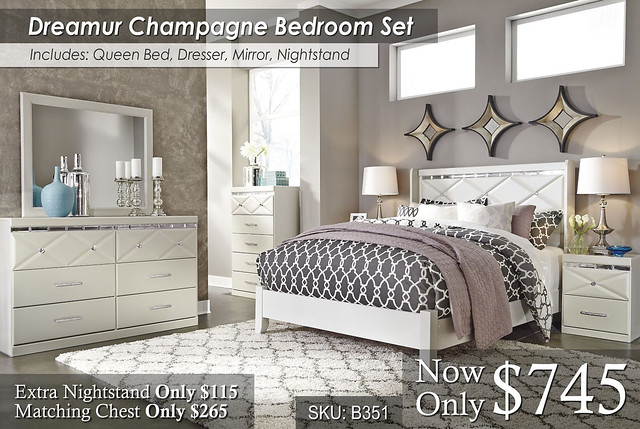 Dreamur Bedroom Set